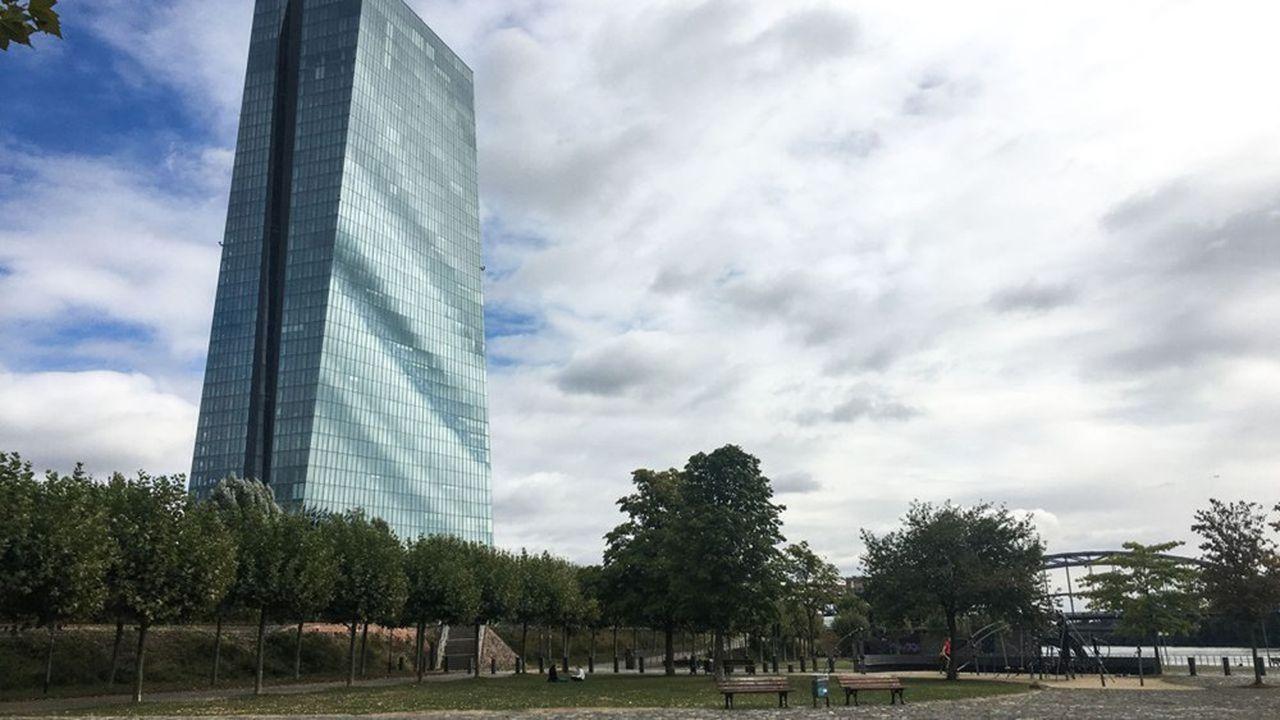 La BCE maintient le statu quo sur sa politique monétaire