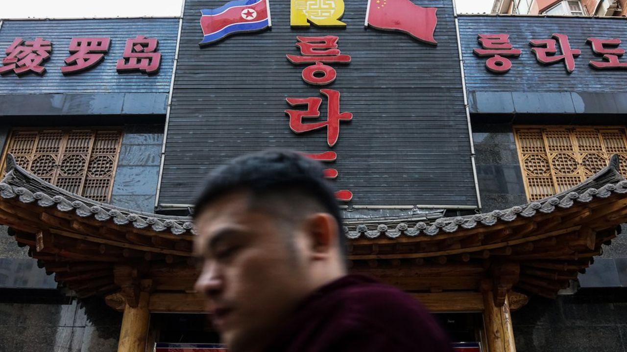 La Chine aurait renvoyé la moitié des 50.000 travailleurs nord-coréens qui seraient présents. Mais Pékin reste avare de chiffres