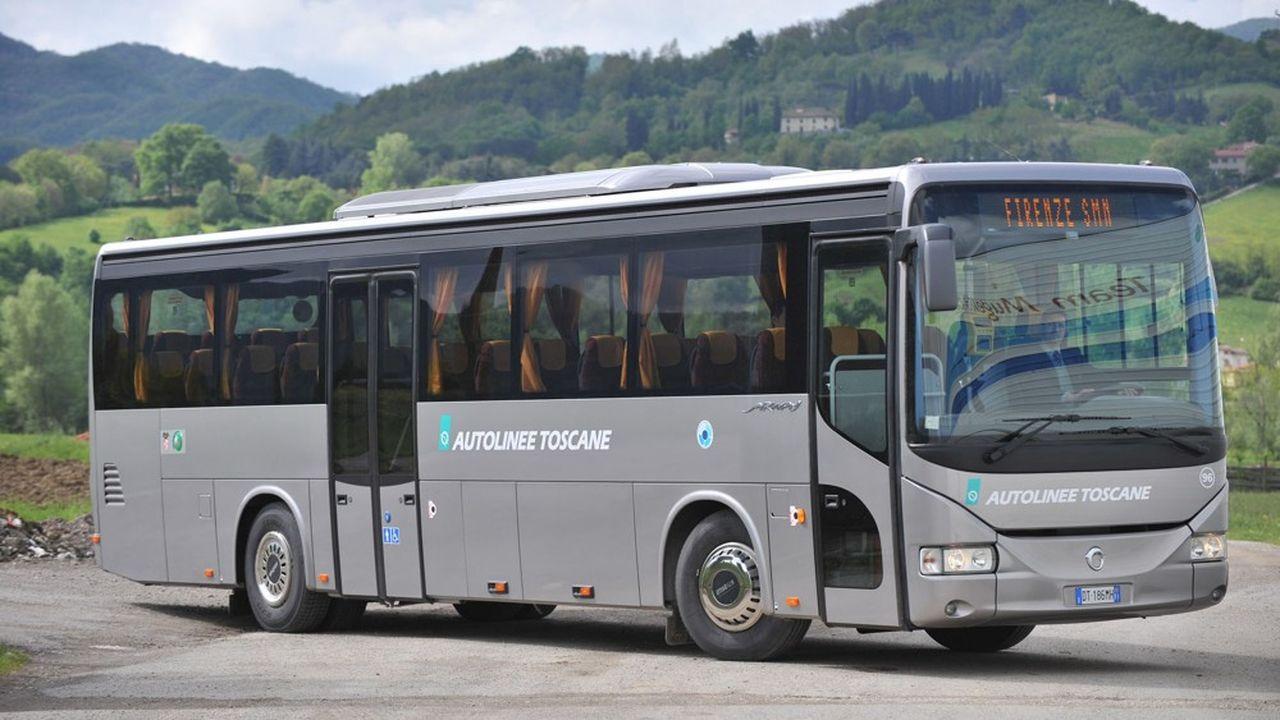 Au plus tard à l'été 2020, les 26 entreprises locales opérant actuellement seront remplacées par une seule, Autolinee Toscane, filiale de RATP Dev Italia.