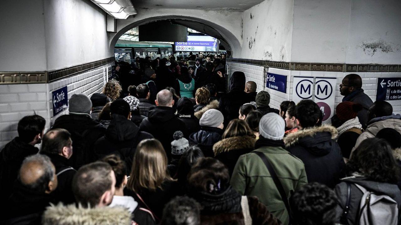 Sans surprise, la grève dans les transports va se poursuivre demain