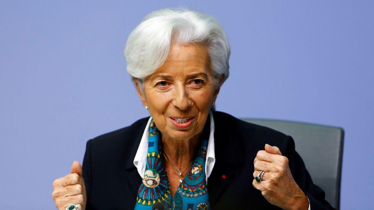 Christine Lagarde a commencé à imposer son style à la tête de la Banque centrale européenne.