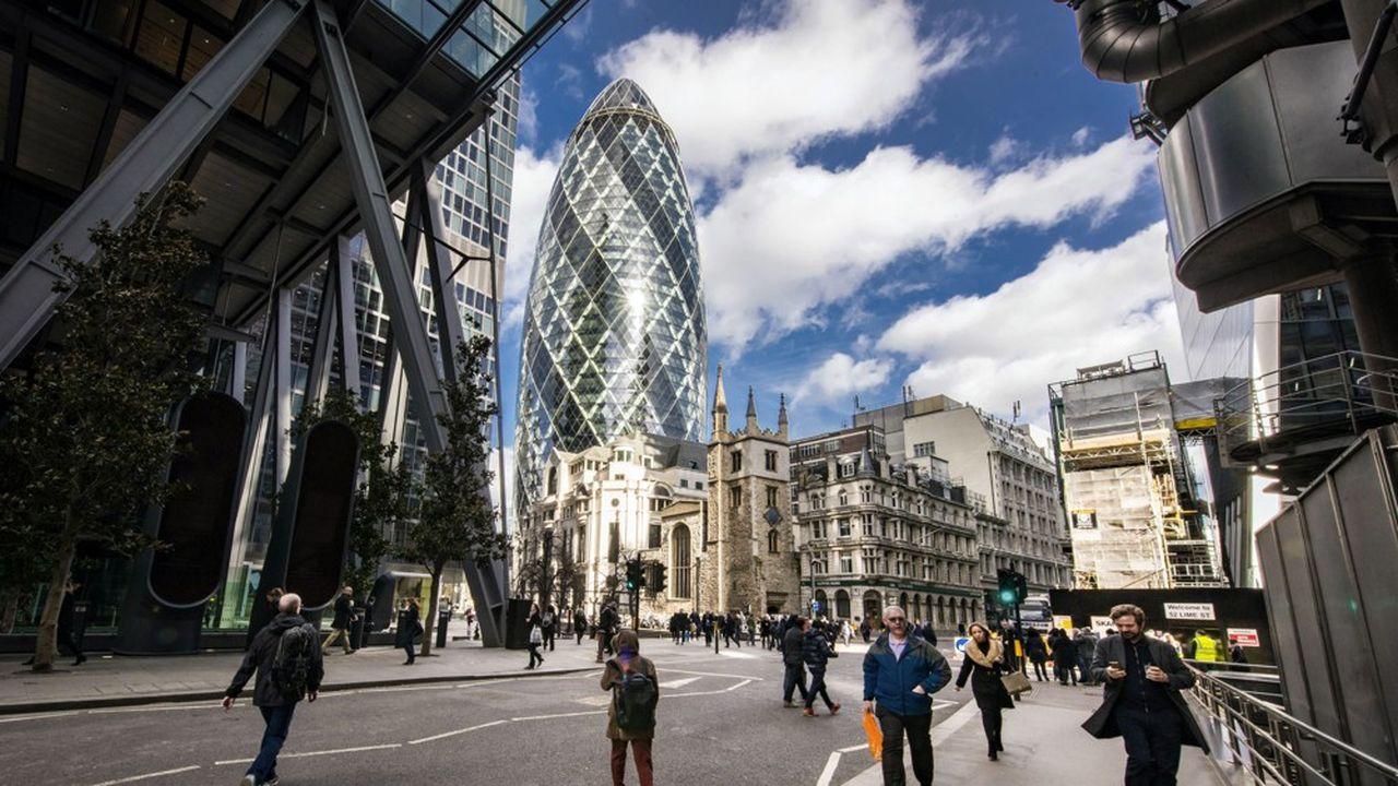 Brexit : les banques britanniques flambent en Bourse