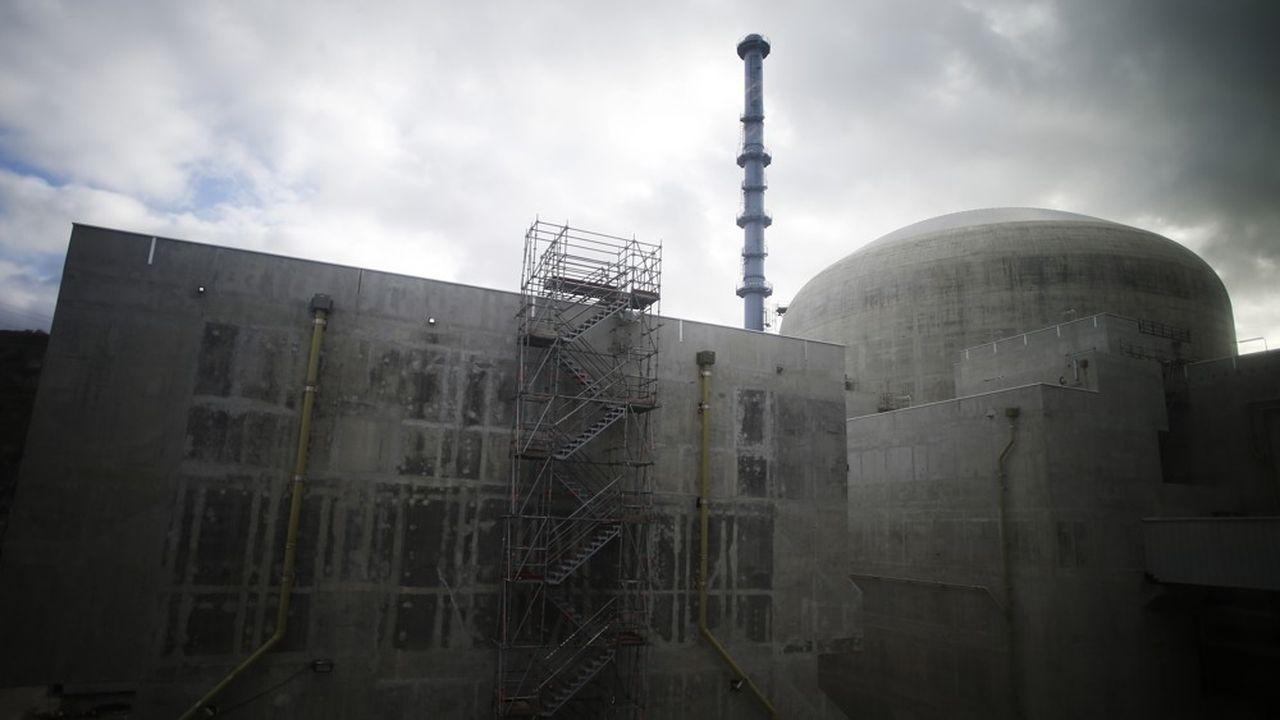 La mise en service de l'EPR de Flamanville, initialement prévue en 2012, n'aura pas lieu avant fin 2022.