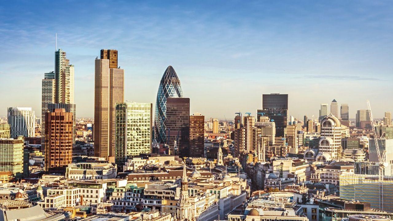La City et la livre sterling sont soulagées après le résultat des élections.
