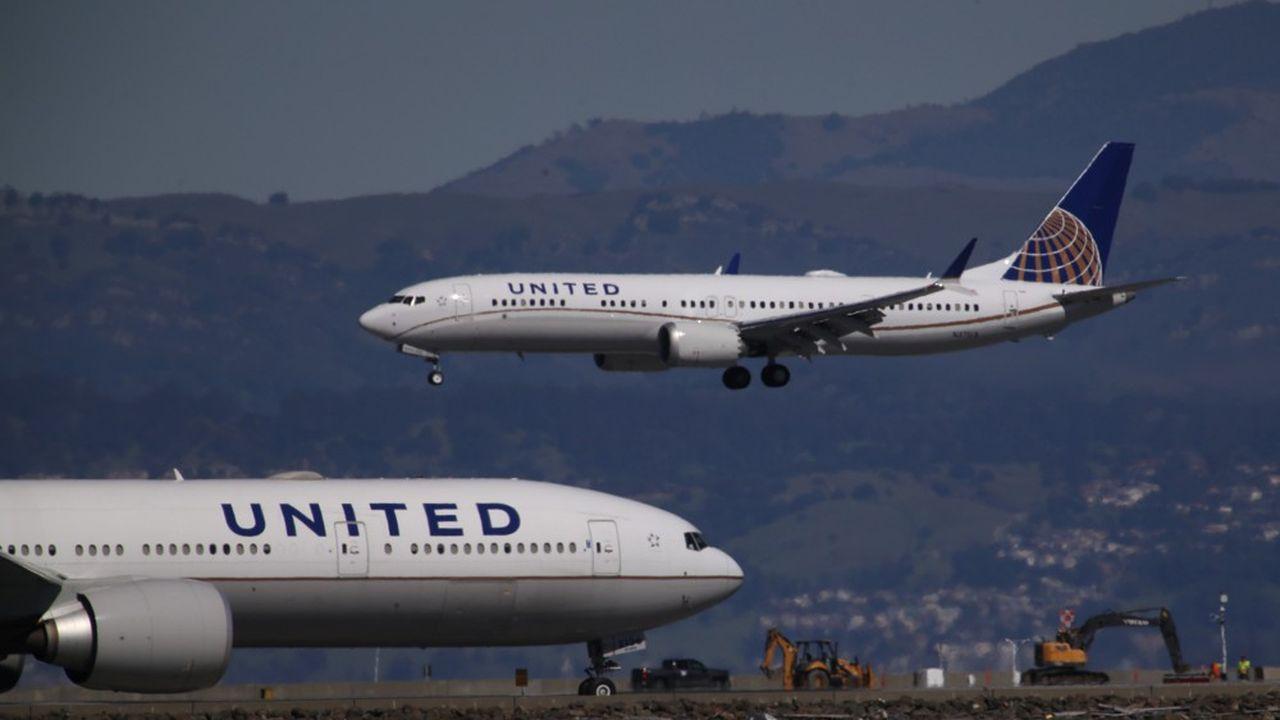 LesBoeing 737 MAX sont cloués au sol depuis la mi-mars, à la suite de deux accidents dramatiques ayant fait 346 morts.