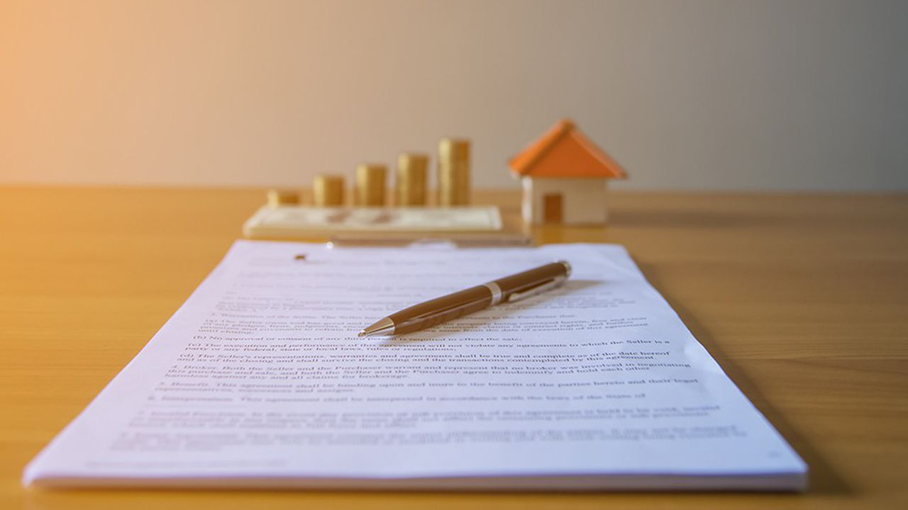 Crédit immobilier : les banques appuient sur le frein