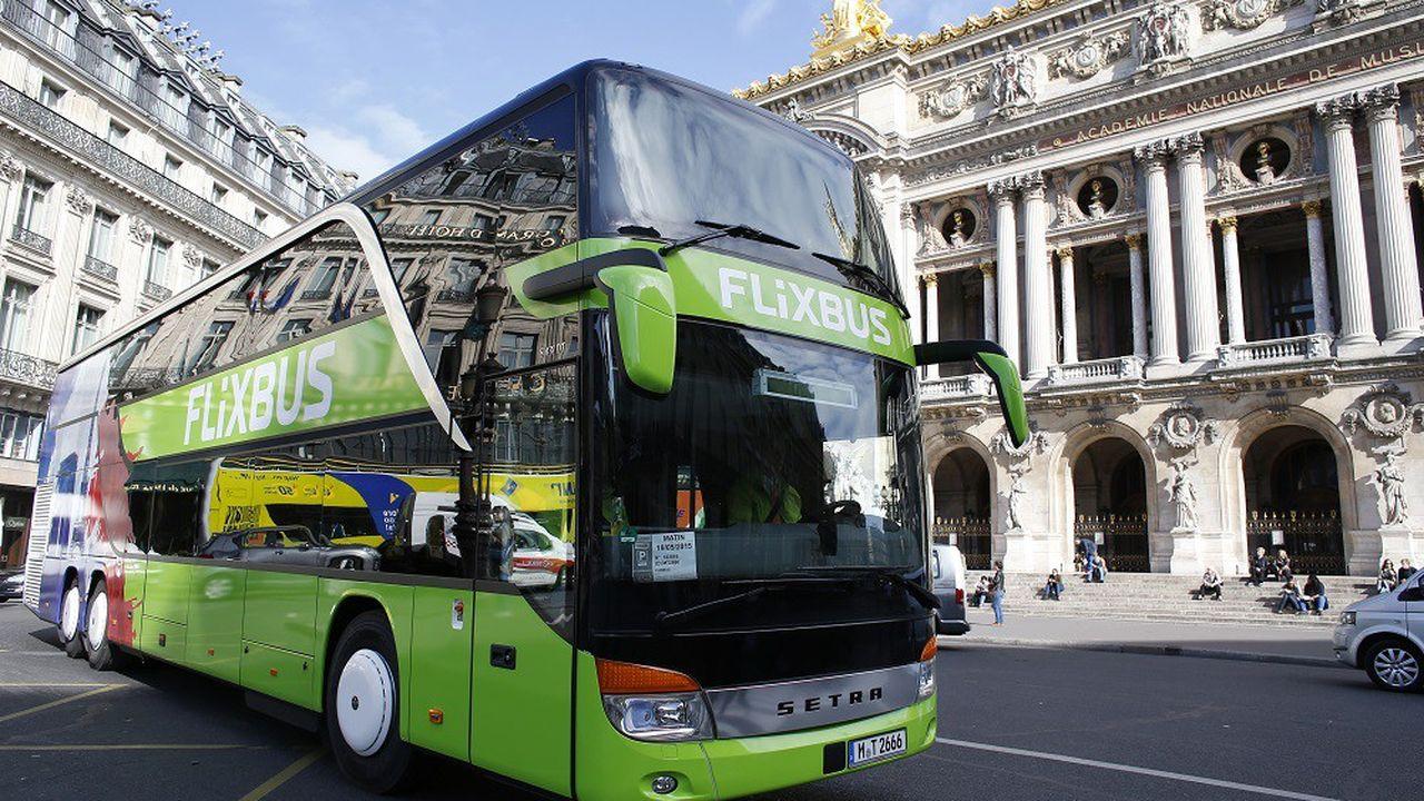 Flixbus va déployer 400 cars par jour sur l'ensemble du territoire.
