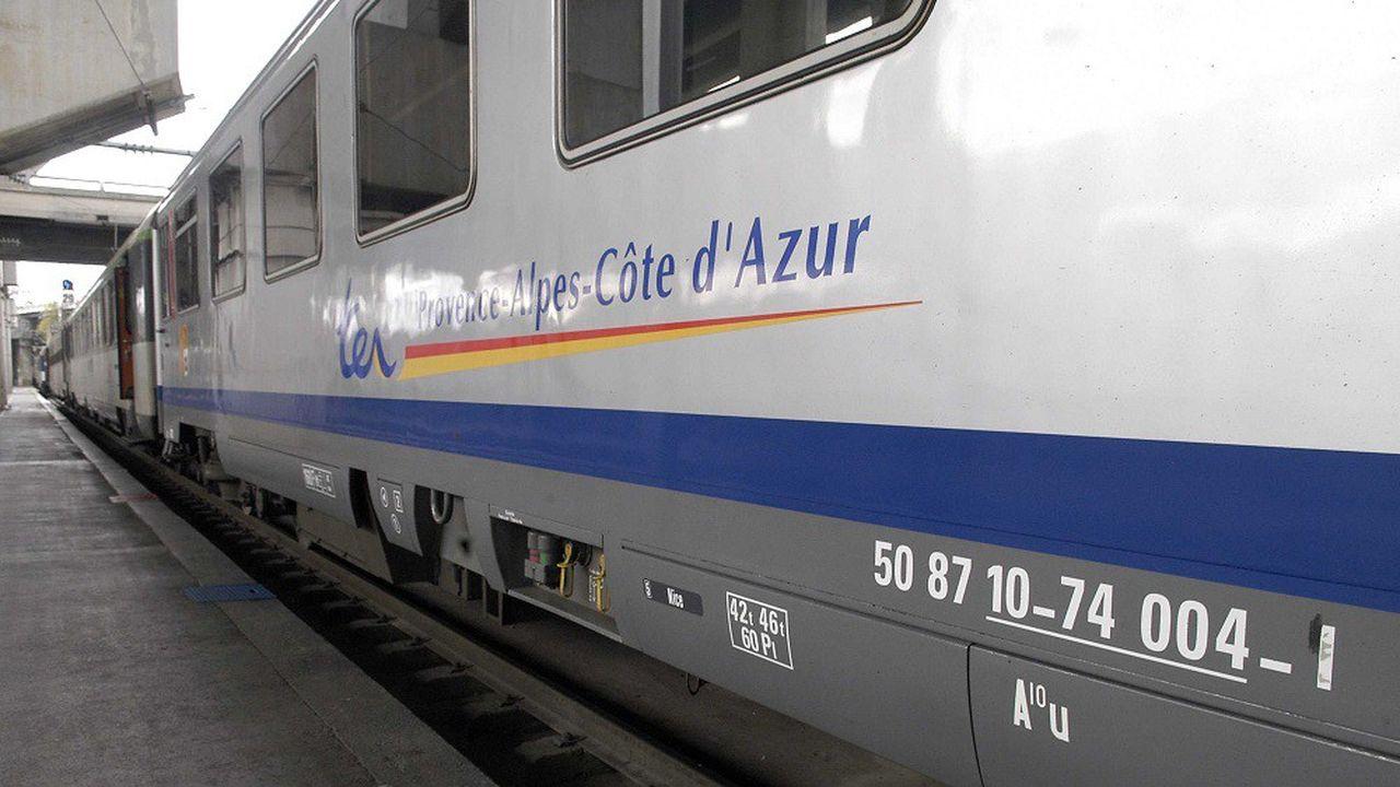 La région Sud s'est lancée dans l'ouverture à la concurrence de ses TER.