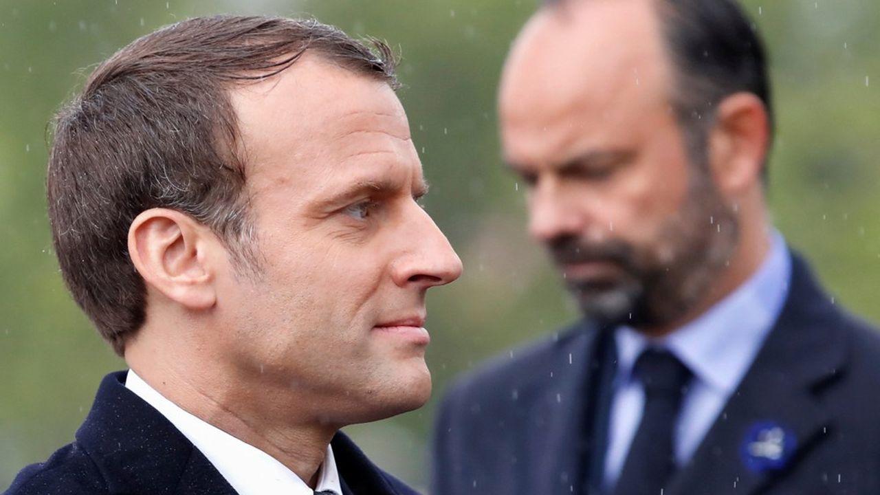 Selon le baromètre Elabe pour «Les Echos» et Radio Classique, la cote de confiance envers Emmanuel Macron progresse de deux points en décembre, pour atteindre 30%.