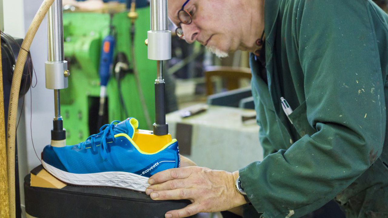 VEETS lance la chaussure de running médio-pied made in France