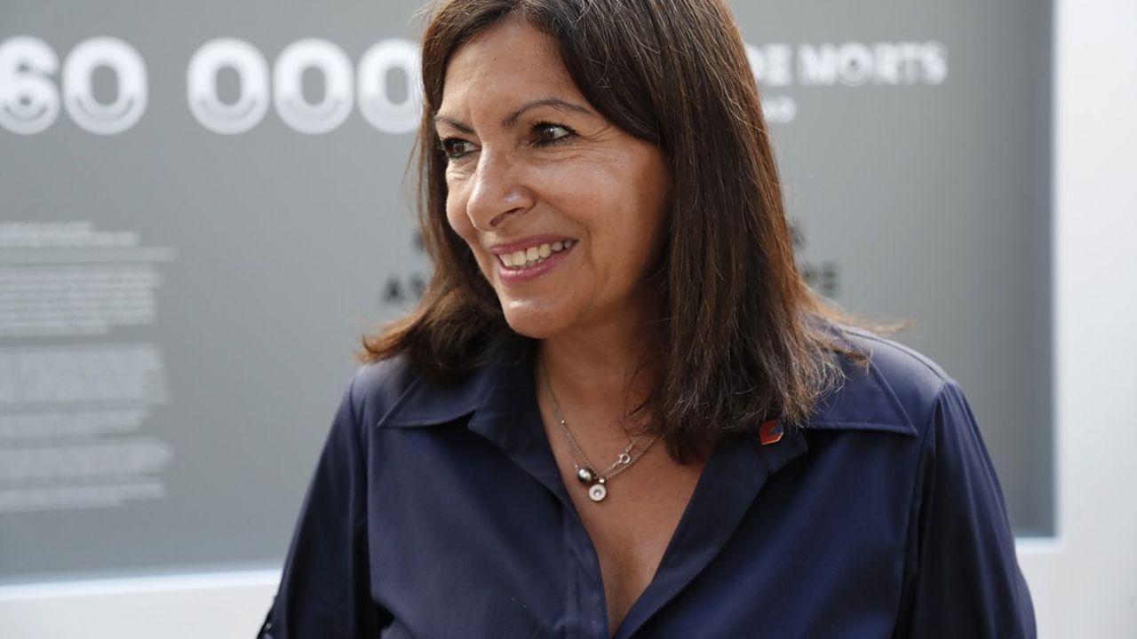 Elue maire de Paris en 2014, Anne Hidalgo devrait, selon toute vraisemblance, être candidate à un second mandat.