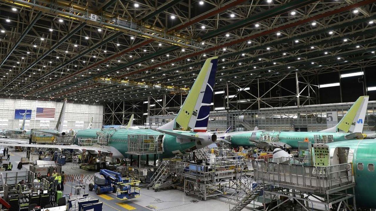 737 MAX : décisions imminentes de Boeing sur la production