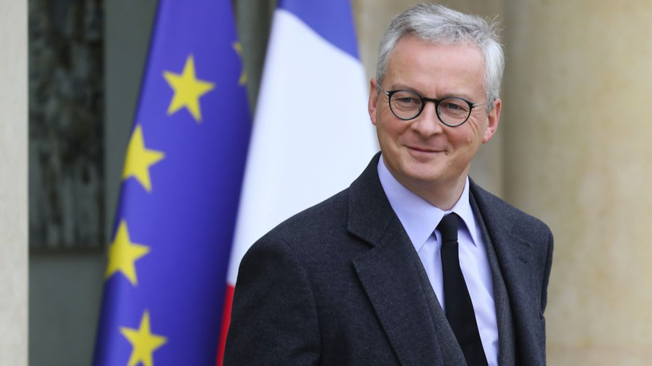 Le ministre de l'Economie, Bruno Le Maire, veut que les TPE puissent conclure des accords d'intéressement sans devoir consulter les salariés.