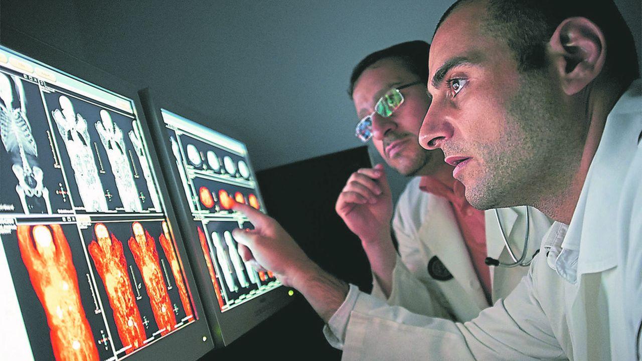 Les radiologues sont actuellement confrontés à une surcharge de travail due à la fois de la quantité et de la variété des images
