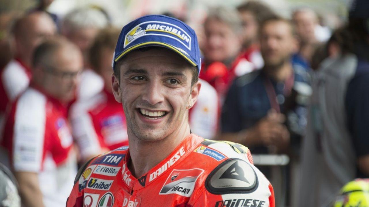 Iannone contrôlé positif et suspendu — MotoGP