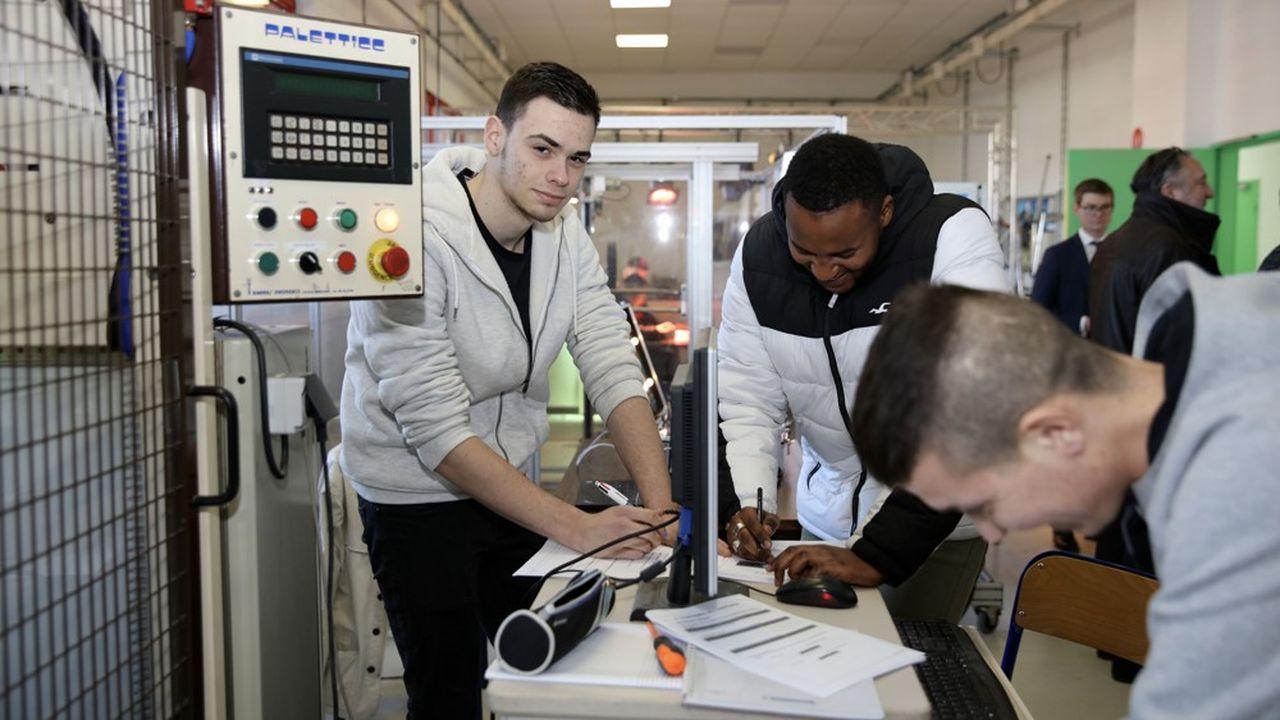 Une nouvelle plate-forme de formation aux métiers du ferroviaire verra le jour à Aubergenville.