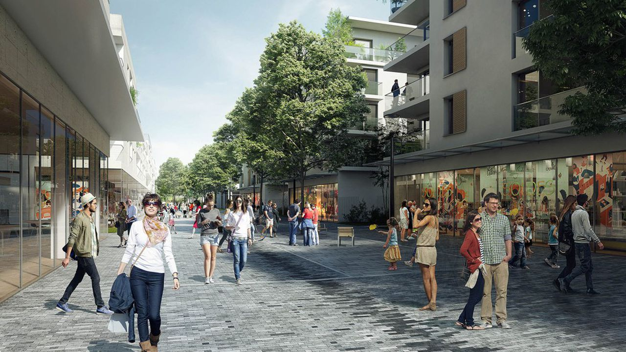L'ancienne faculté va se transformer en un écoquartier de 400 logements