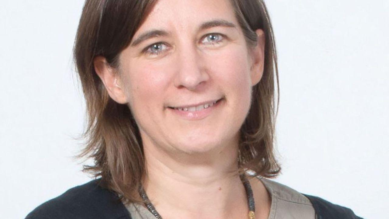 Caroline Roussel, cofondatrice et directrice générale déléguée de la société Advicenne.