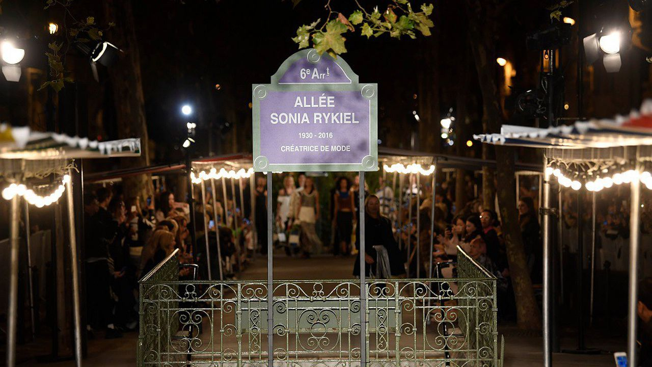 La marque Sonia Rykiel avait été mise en liquidation judiciaire en juillet dernier.