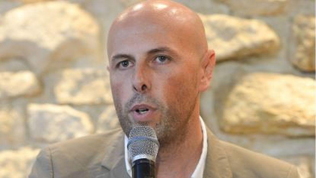 David Tebib préside le club de hand Usam Nîmes Gard.
