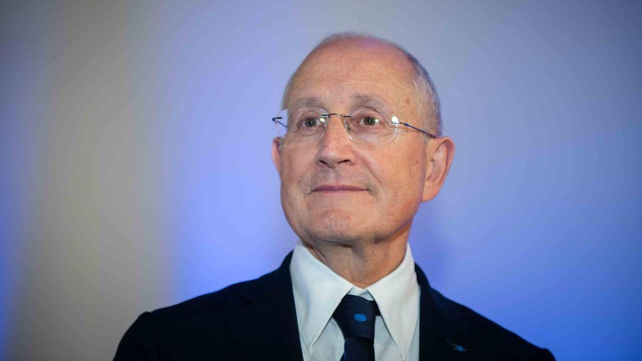 Philippe Wahl, PDG du groupe La Poste, devrait être reconduit à son poste jusqu'à fin 2024.