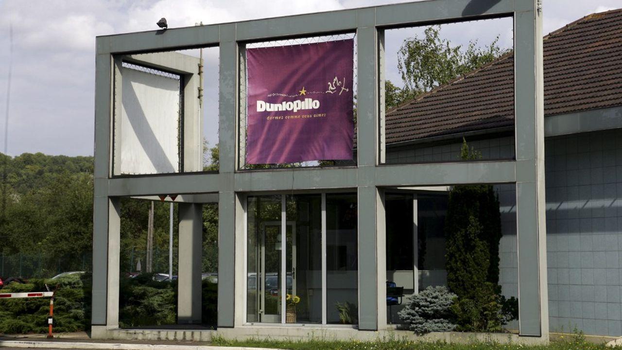 Dunlopilloemploie 217 salariés sur deux sites dans les Yvelines, à Limay et Mantes-la-Jolie.