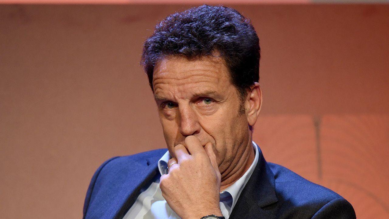 Le président du Medef Geoffroy Roux de Bezieux a exclu toute nouvelle hausse des cotisations.