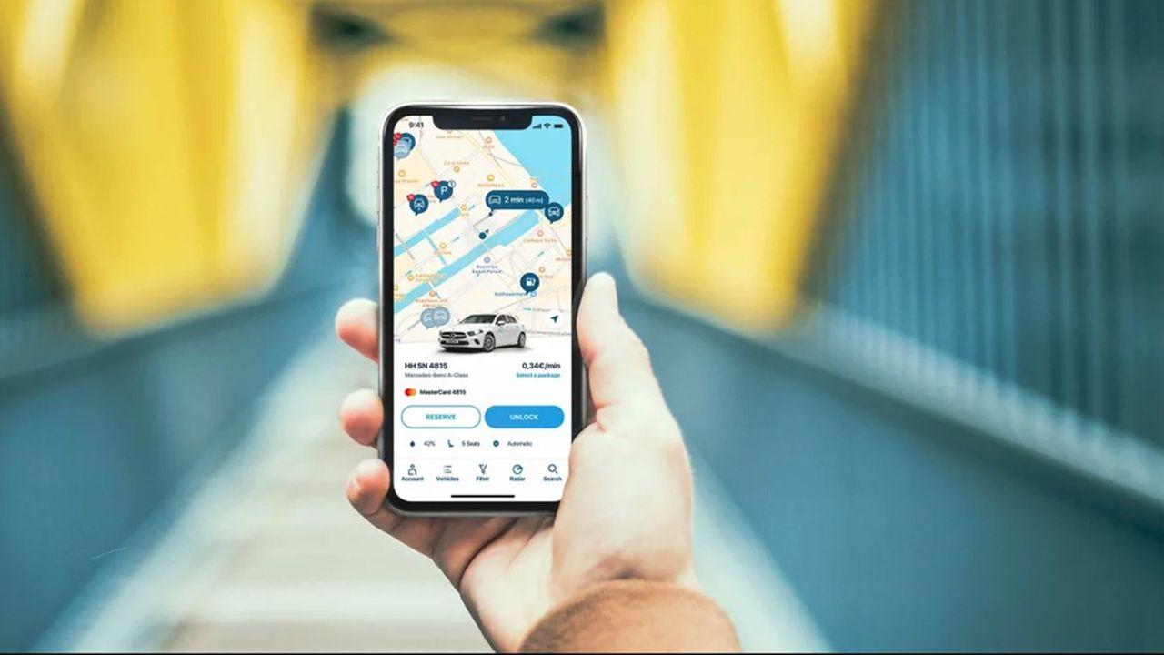 S'il se retire de huit villes, le service d'autopartage est en revanche populaire à Paris, où il revendique 30.000 utilisateurs et 1,8million de kilomètres parcourus depuis le début de l'année.