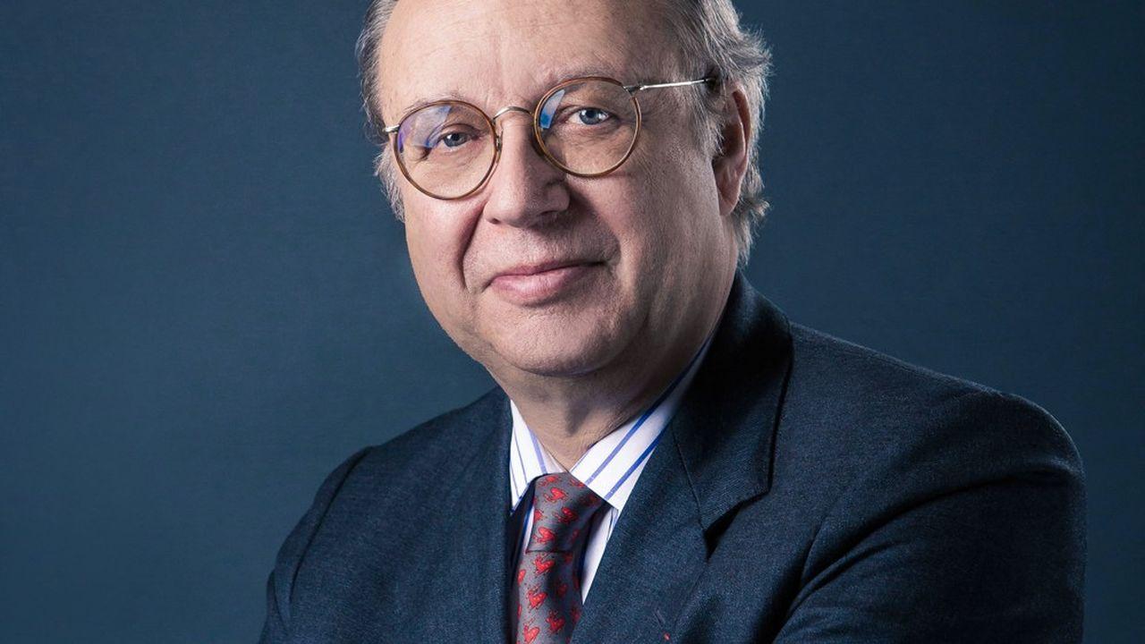 Robert Peugeot, PDG du holding familial FFP.