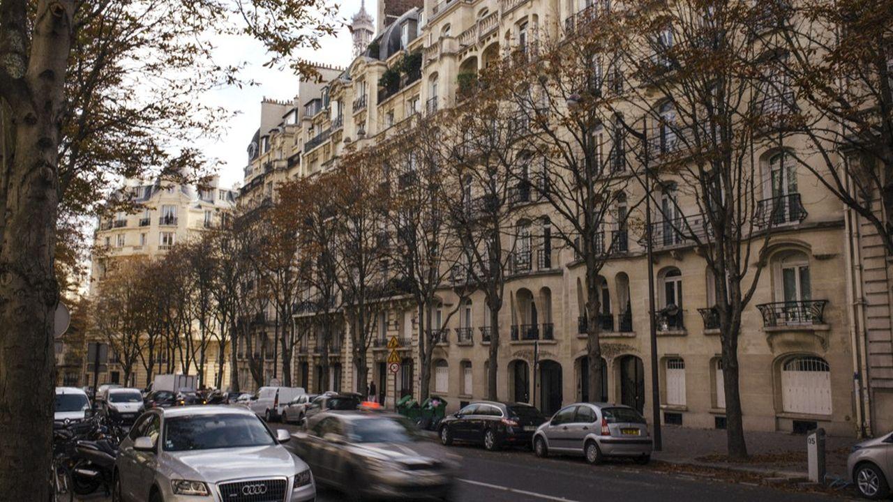 Selon l'Insee, le 1 % des ménages les plus riches possédaient au moins 1.941.600 euros de patrimoine brut en 2018.