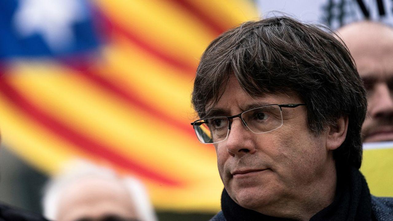 L'ex-président catalan Carles Puigdemontva pouvoir faire valoir son immunité comme eurodéputé. Dans son entourage on imagine déjà qu'il pourrait revenir en Catalogne prendre la tête de la prochaine campagne électorale.