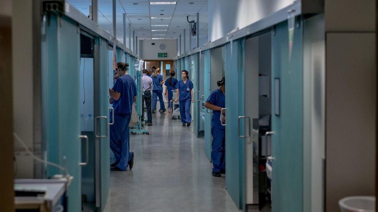 Le King's College Hospital, à Londres. Sur les 9.300 employés, un sur sept a un passeport européen non britannique. Et beaucoup ont déjà choisi de partir.