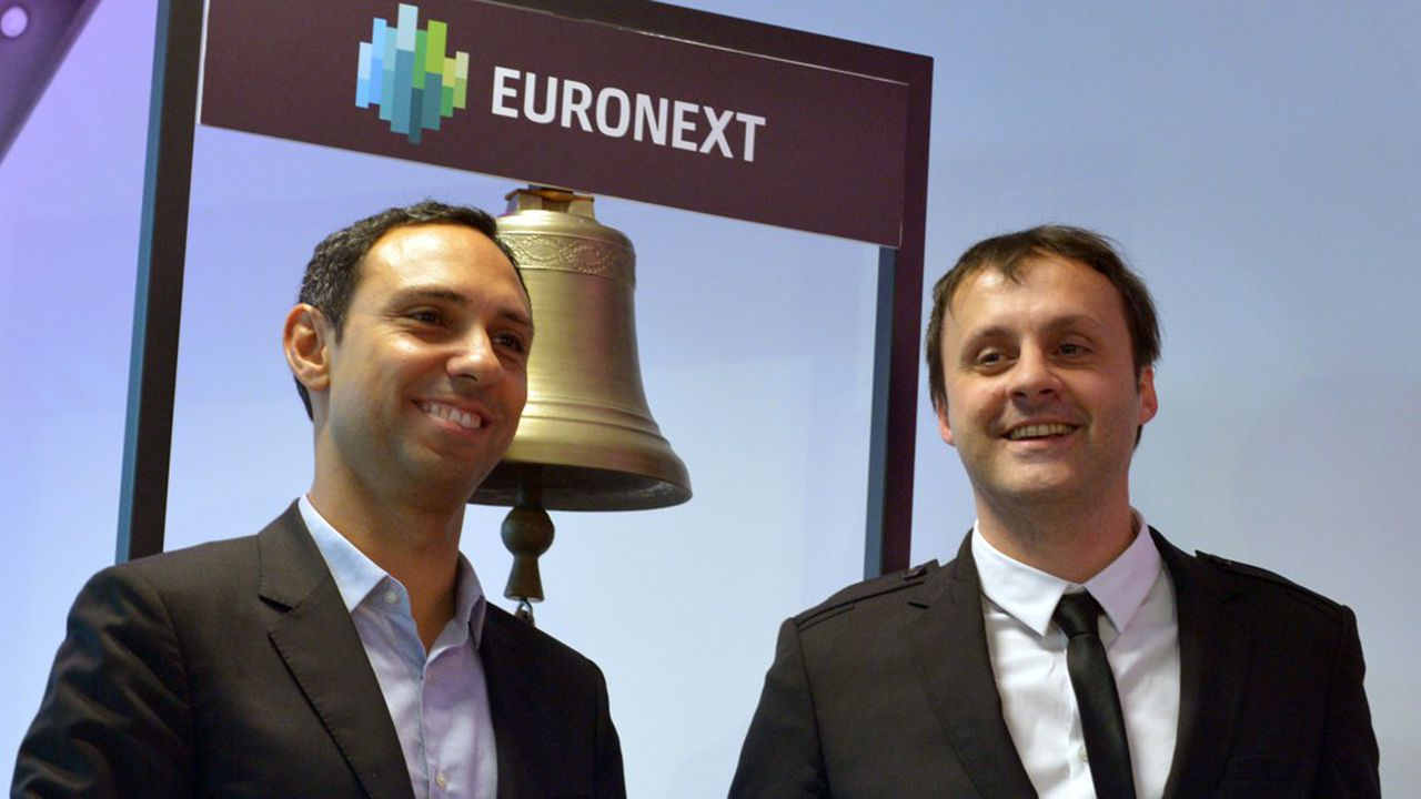 David Dayan et Thierry Petit ont co-fondés Showroomprivé, un site de vente événementielle en ligne, en 2016.