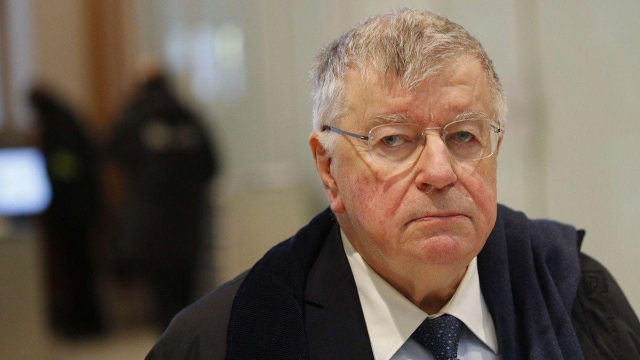 Didier Lombard, PDG de France Télécom au moment de l'affaire, a été condamné à un an de prison, dont huit mois avec sursis.