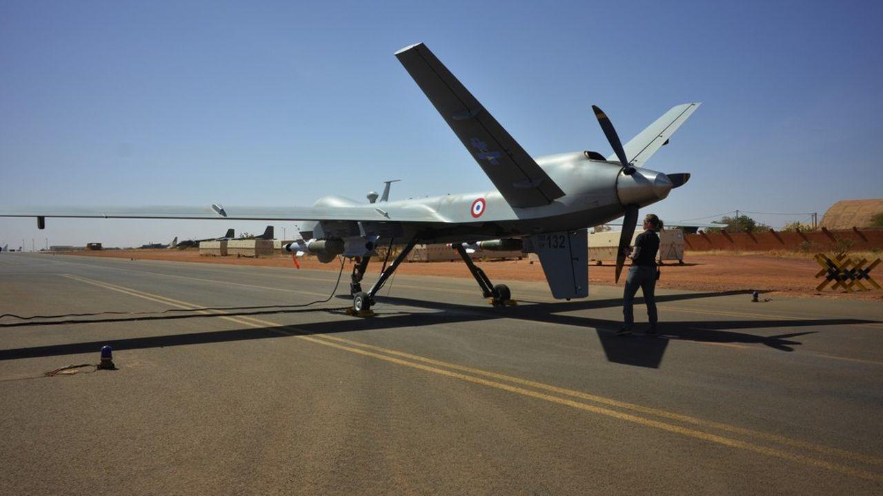 Le gouvernement Hollande n'a jamais tranché le débat sur les drones armés.