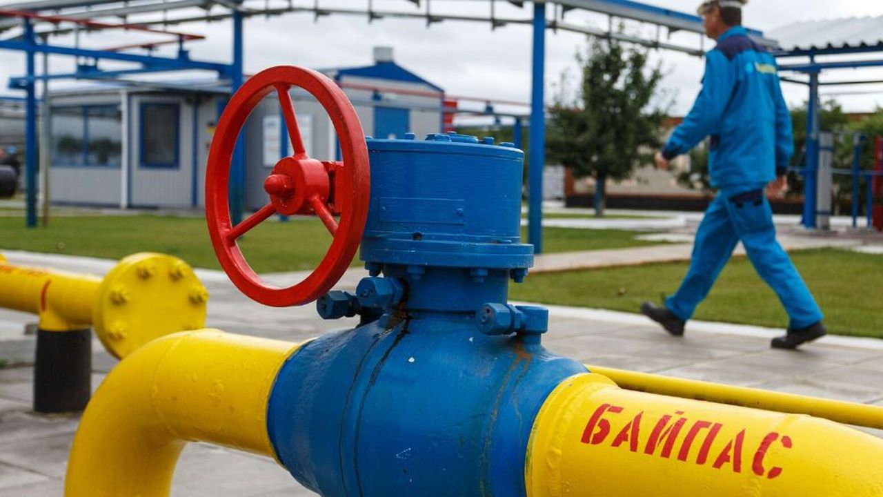 Le géant gazier russe Gazprom va verser à l'Ukraine 2,9milliards de dollars.