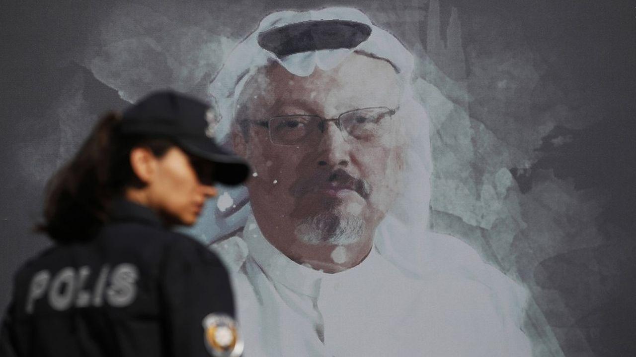 Jamal Khashoggi a été assassiné par 15 hommes venus de Ryad dans le consulat saoudien d'Istanbul en octobre2018.