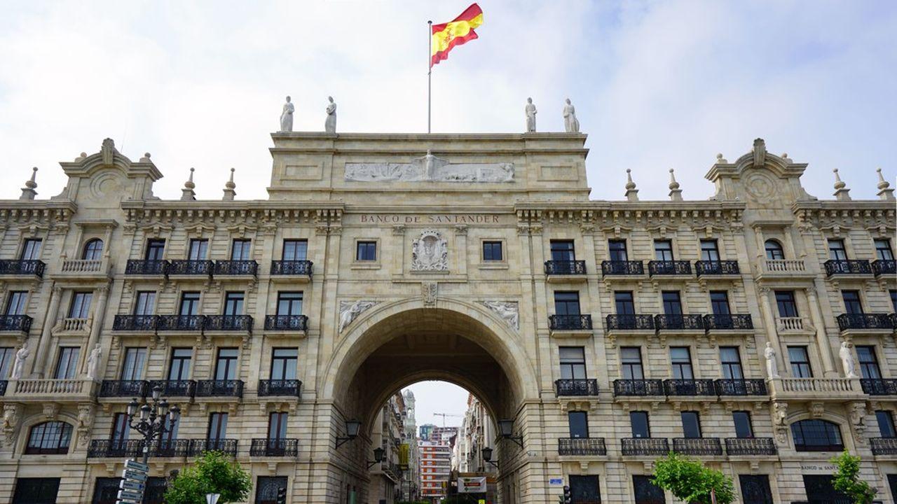 La banque espagnole Santander continue de miser sur les marchés latino-américains, pour prendre le relais de l'Europe.