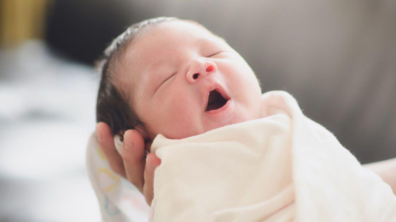 Environ 814.000 enfants sont nés cette année sur l'archipel, contre918.400 l'année dernière.