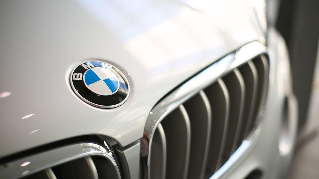 BMW est soupçonné d'avoir manipulé les chiffres de ses ventes aux Etats-Unis.