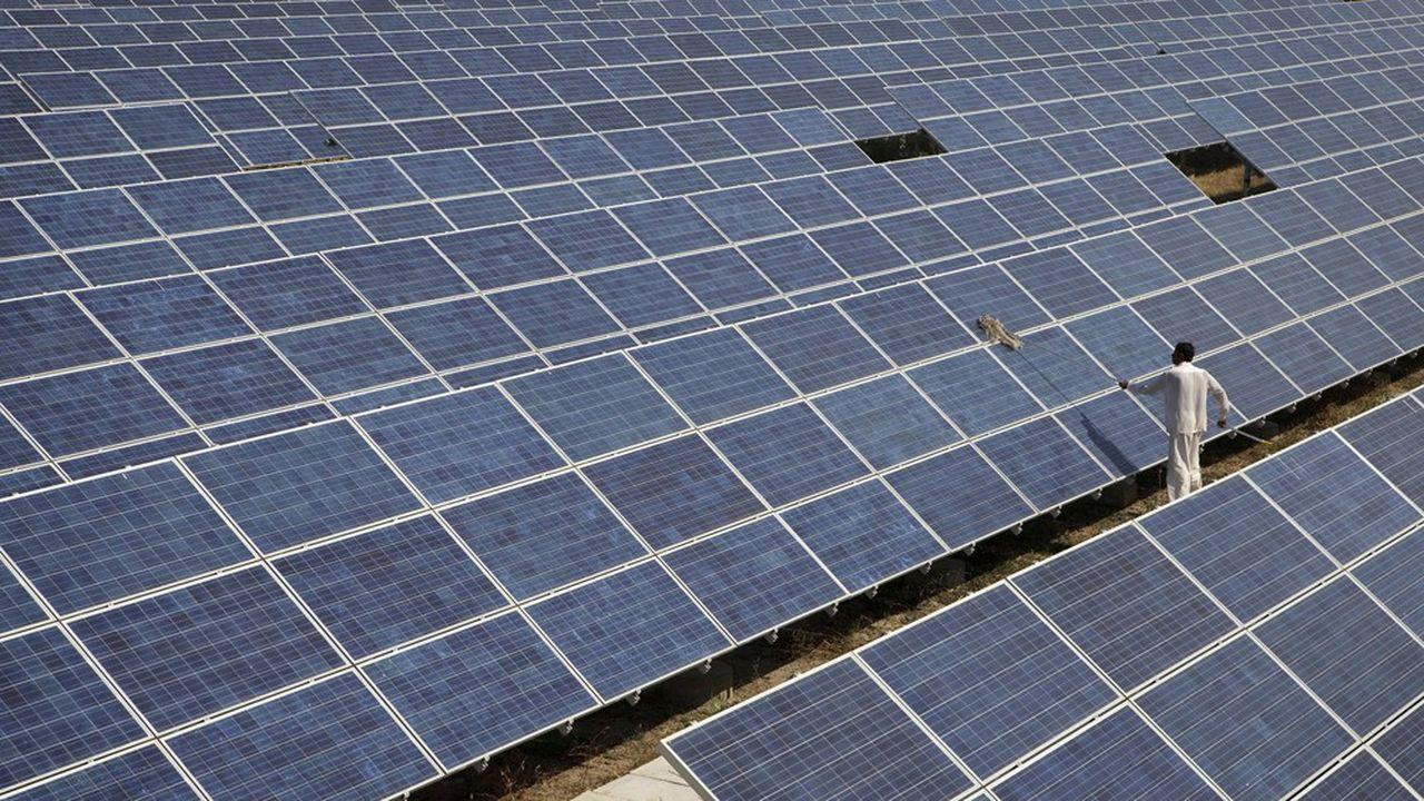 C'est à New Delhi que se trouve le siège de l'Alliance solaire internationale.