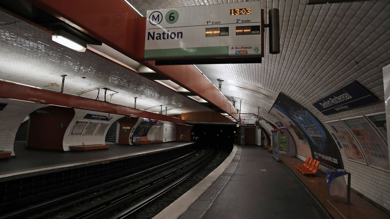 Grève SNCF : le trafic sera encore fortement perturbé vendredi, voici les prévisions
