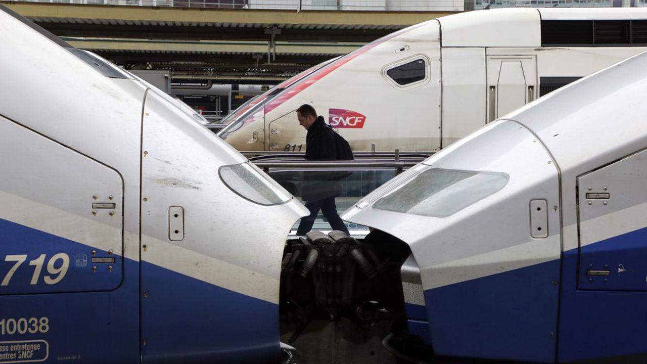 La SNCF élue pire entreprise de l'année 2019 —