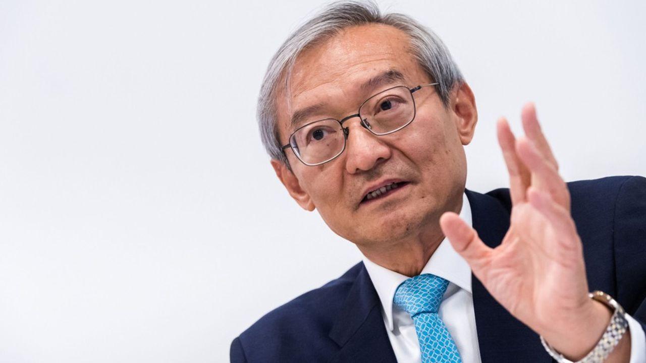 Zhang Ming, ancien vice-ministre des Affaires étrangères, est depuis 2017représentant de la Chine auprès de l'Union européenne.