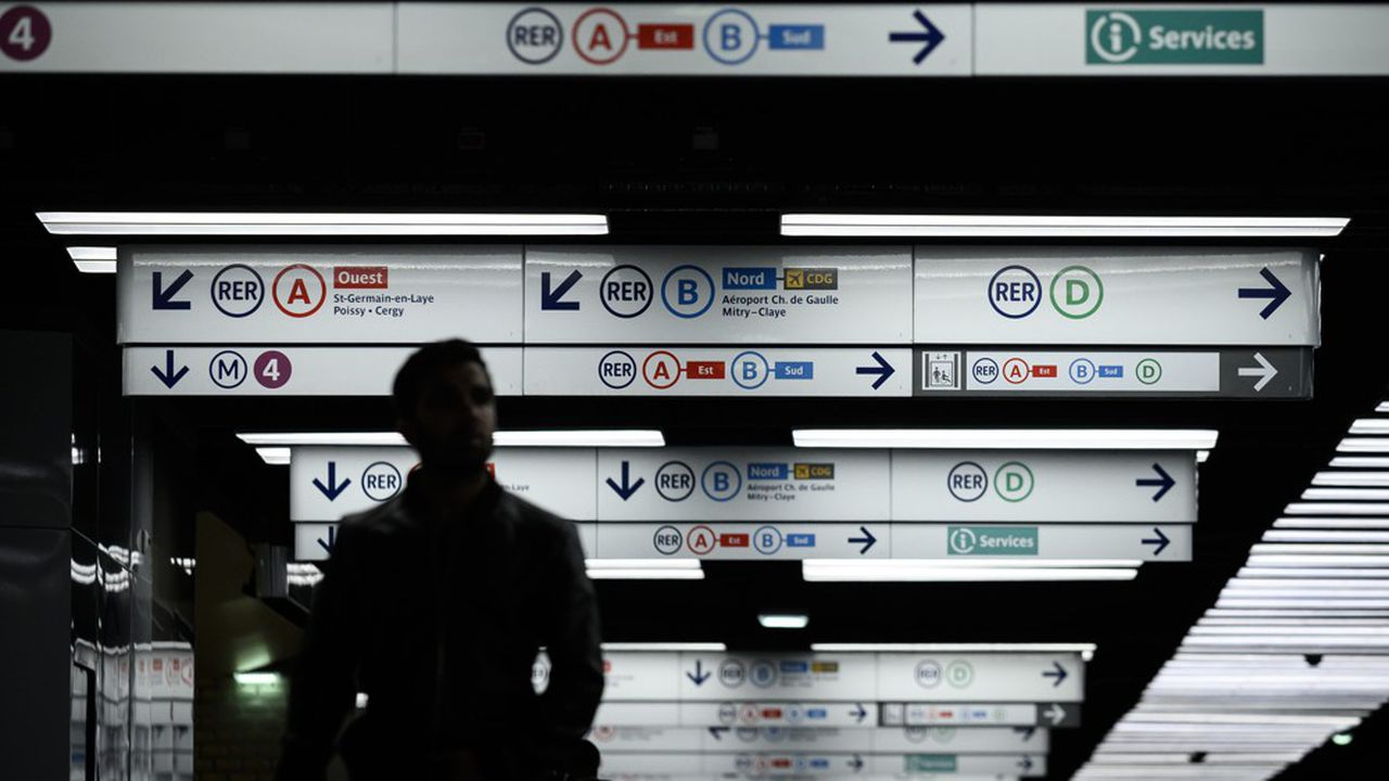 La RATP annonce une «amélioration notable» sur les lignes de RER