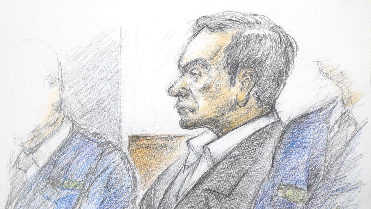 Pour la première fois depuis son arrestation spectaculaire le 19 novembre 2018, Carlos Ghosn est autorisé à prendre publiquement la parole le 8 janvier 2019