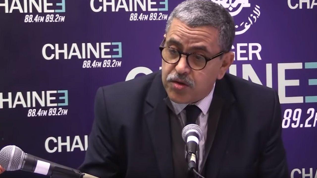 Abdelaziz Djerad devra faire face à de nombreux défis.