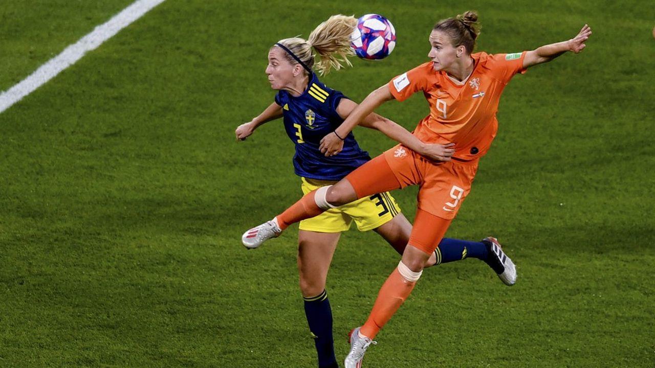 La Coupe du monde féminine a trusté le haut du palmarès des meilleures audiences2019 mais a eu un impact moindre pour TF1 que la Coupe du monde masculine en2018.