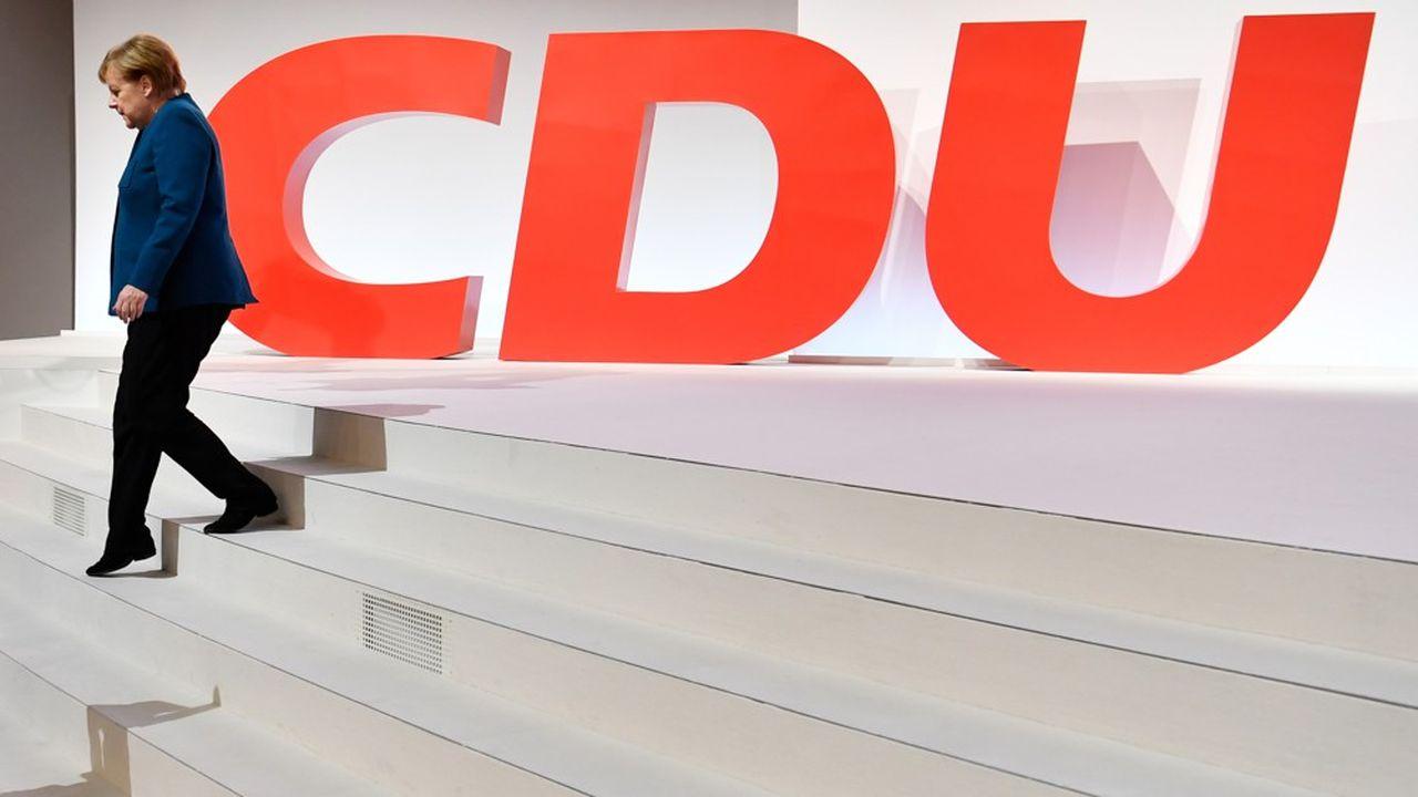 Angela Merkel a abandonné la présidence de la CDU après presque deux décennies à sa tête, et 2020 devrait être sa dernière année complète à la tête du gouvernement allemand.