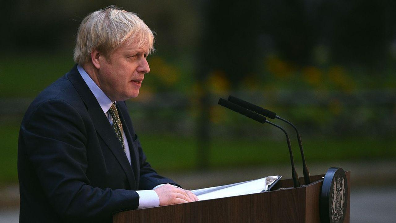 Pour le Premier ministre britannique Boris Johnson, pendant trop longtemps la population n'a pas eu l'augmentation salariale qu'elle mérite.